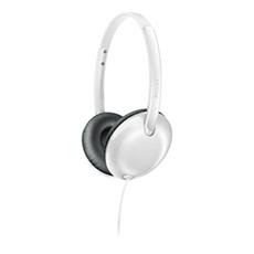 SHL4400WT/00 -    Headphones