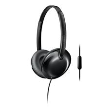 SHL4405BK/00  Auriculares con micrófono