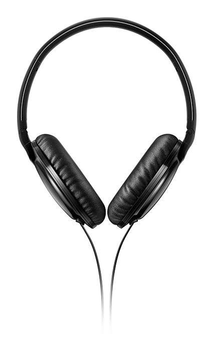 Gravity defying headphones