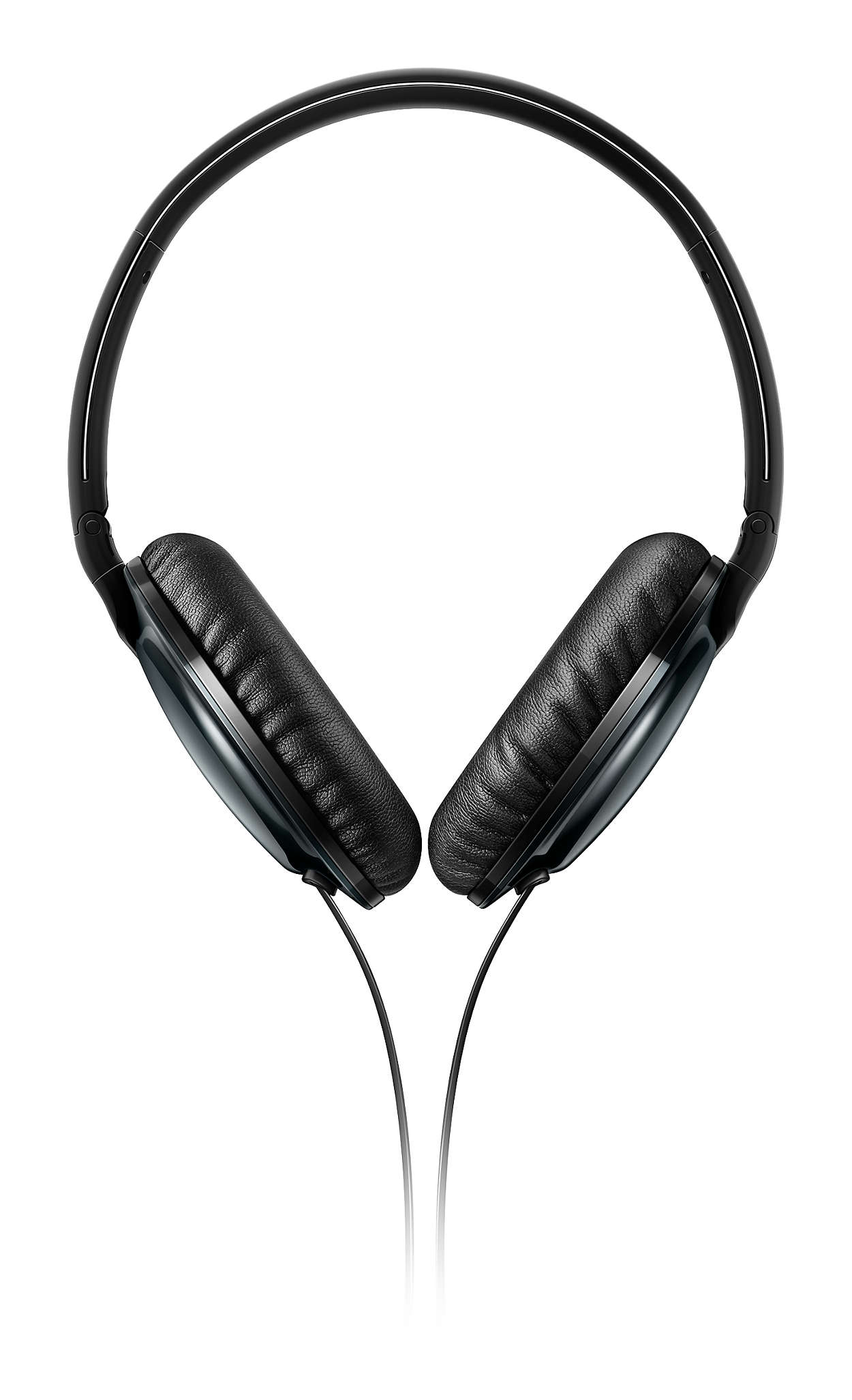 Der Schwerkraft trotzende Kopfhörer