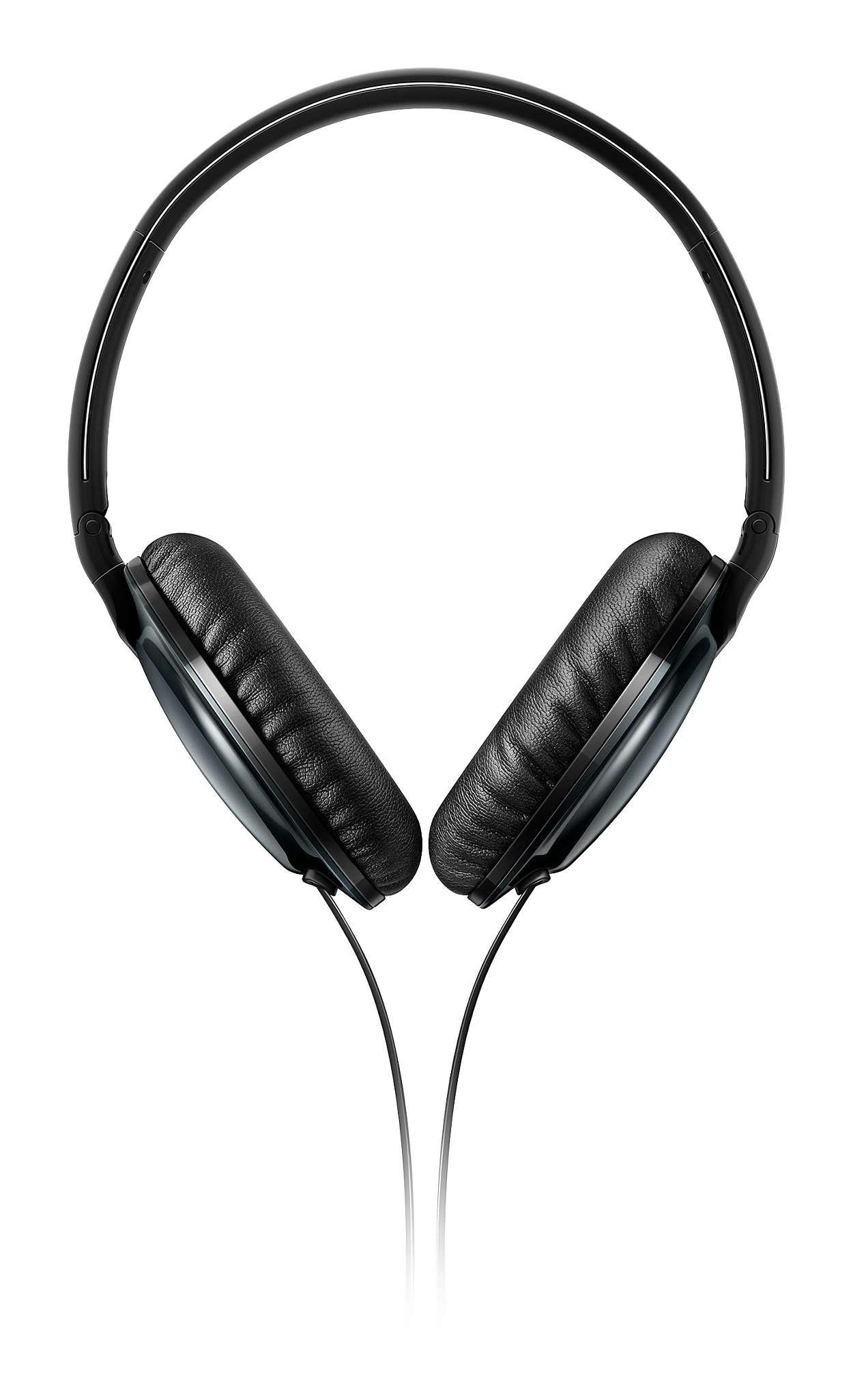 Ultra leggero, audio potente.