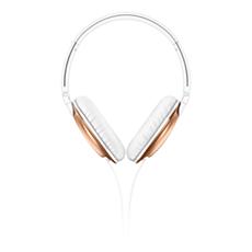 SHL4805RG/00 Flite Headphones with mic