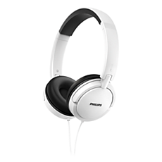 SHL5000WT/00  Audífonos