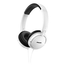 SHL5000WT/00 -    Słuchawki