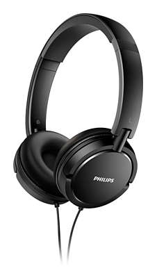 Headphones SHL5000/00