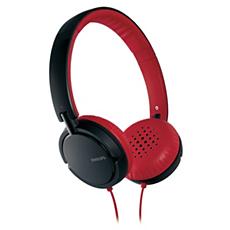 SHL5000/10  Hodetelefoner med hodebånd