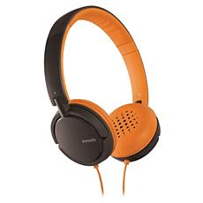 SHL5001/10  Sluchátka se sluchátkovým obloukem