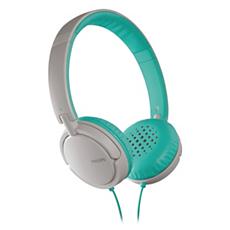 SHL5002/10 -    Hoofdtelefoon met hoofdband