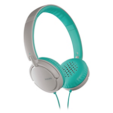 SHL5002/10  Hodetelefoner med hodebånd