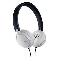 SHL5003/10 -    Fones de ouvido com alça