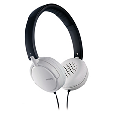 SHL5003/10 -    Hörlurar med huvudband