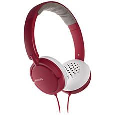 SHL5010/10  Audífonos con banda sujetadora