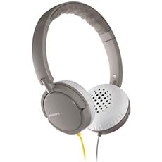 SHL5011/10 -    Hörlurar med huvudband