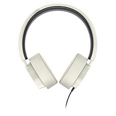 SHL5200WT/10 -    CitiScape-hörlurar med huvudband