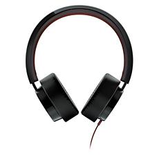 SHL5205BK/10 -    Audífonos con micrófono
