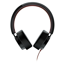 SHL5205BK/98 -    Headphones with mic