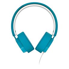 SHL5205BL/10 -    CitiScape-hörlurar med huvudband