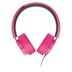 SHL5205PK/10  Audífonos con micrófono