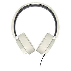 SHL5205WT/10  Hodetelefoner med mikrofon