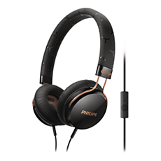 SHL5305BK/00  Kopfhörer mit Mikrofon