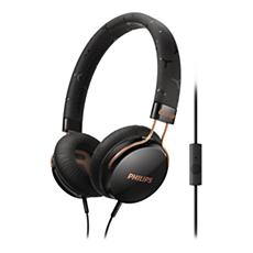 SHL5305BK/00 -    Mikrofonlu kulaklık