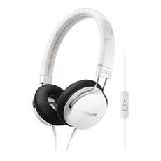 SHL5305WT/00 -    带麦克风的耳机