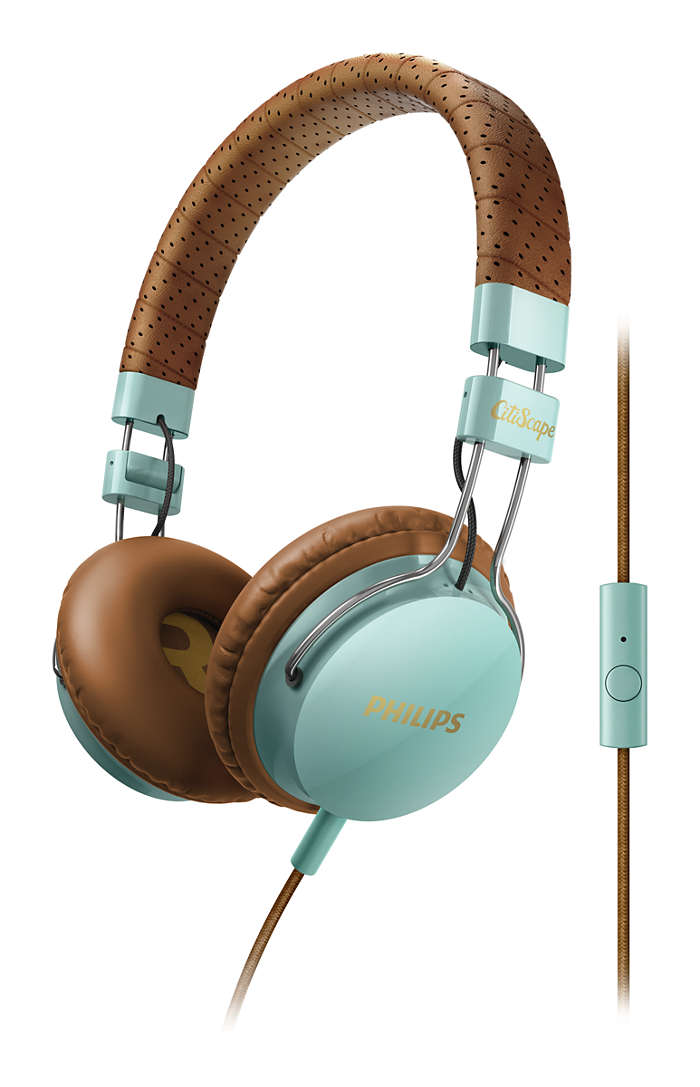 Clear detailed sound