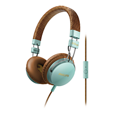 SHL5505GB/00  Fejhallgató mikrofonnal