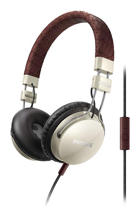Klarer und detaillierter Sound