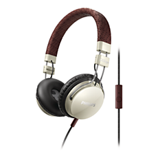 SHL5505YB/00 -    Headphones with mic