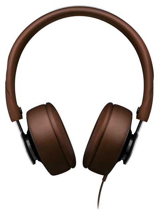 Καθαρός, φυσικός και καθηλωτικός ήχος