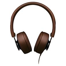 SHL5605BK/10  Headphones with mic