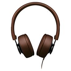 SHL5605BK/28  Audífonos con micrófono