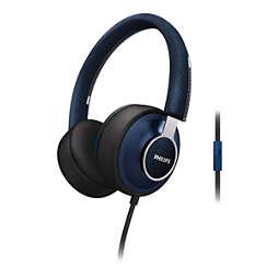 Audífonos con banda sujetadora CitiScape
