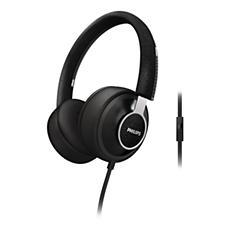 SHL5605FB/10  Ακουστικά με στήριγμα κεφαλής CitiScape