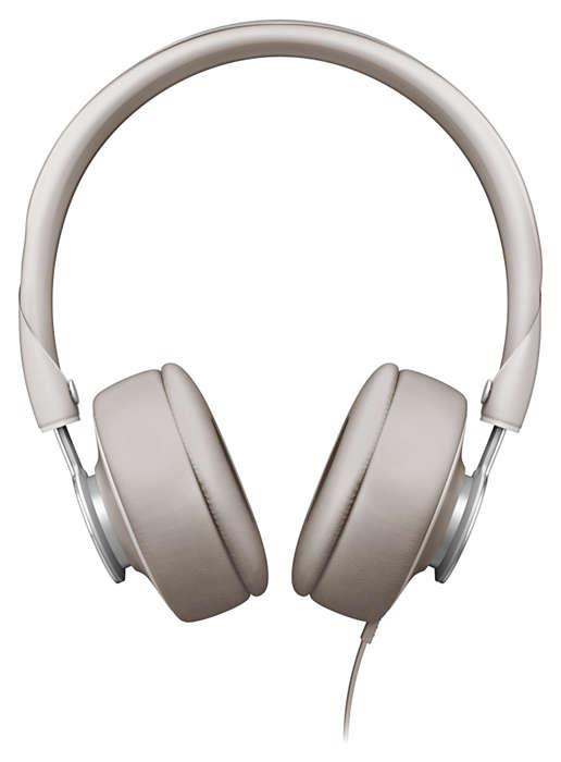 Klar, naturlig fordybelse i lyd
