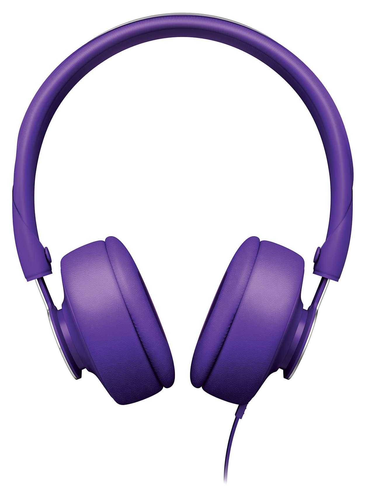 Ponořte se do čistého a přirozeného zvuku