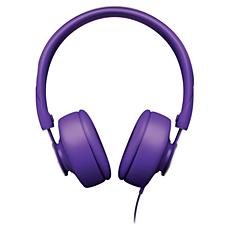 SHL5605PP/10 -    Headphones with mic
