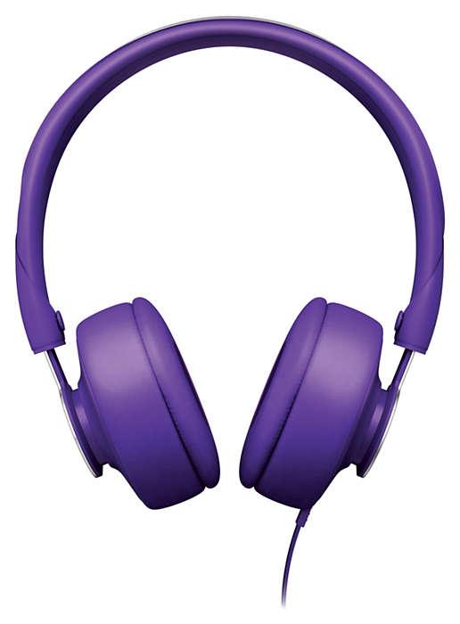 Immergiti in un audio nitido e naturale
