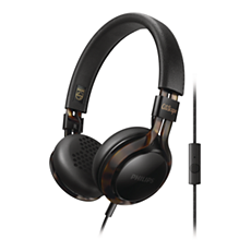 SHL5705BKP/00 -    Headphones with mic