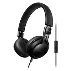 SHL5705BP/00  Hodetelefoner med mikrofon