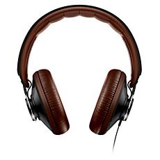 SHL5905BK/10  CitiScape-hörlurar med huvudband