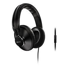 SHL5905FB/10 -    Kuulokkeet ja mikrofoni