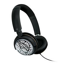 SHL8800/10  Sluchátka se sluchátkovým obloukem
