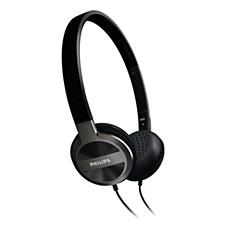 SHL9300/10  Hodetelefoner med hodebånd