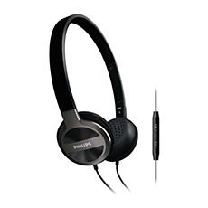 SHL9307/10 -    Audífonos con banda sujetadora