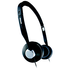 SHL9500/00 -    Sluchátka se sluchátkovým obloukem