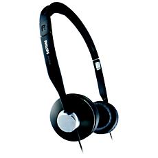 SHL9500/00  Hodetelefoner med hodebånd