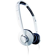 SHL9501/00 -    Hörlurar med huvudband