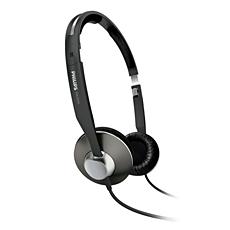 SHL9550/10 -    Hörlurar med huvudband